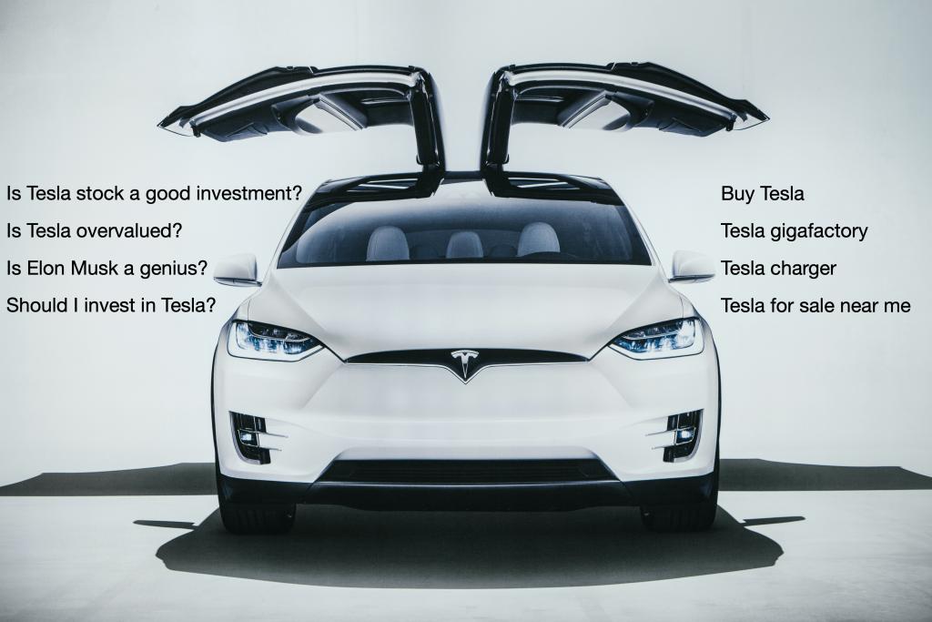 Tesla keywords