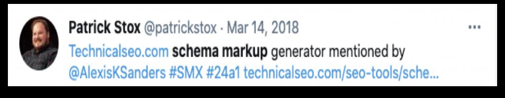 Scheme Markup generator